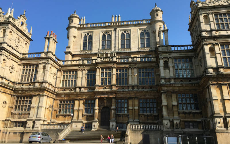 Wollaton Hall Nottinghamshire | Hemisphere Homes Ltd